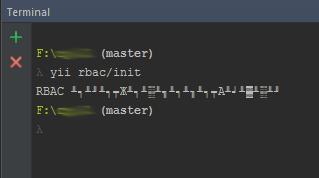 Проблема с кодировкой в консоли PhpStorm