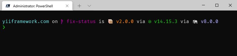 Командная строка в Windows Terminal